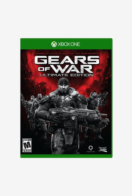 Microsoft Gears of War Ultimate Edition for Xbox One