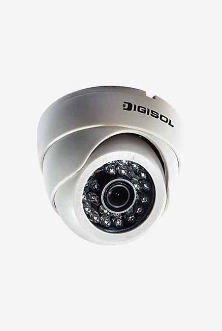 DigiSol DG-CC5620P CMOS Dome Camera (White)