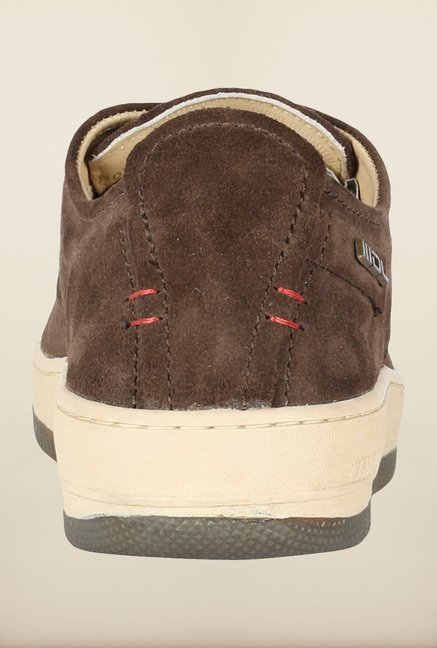 Woodland Brown Casual Sneakers