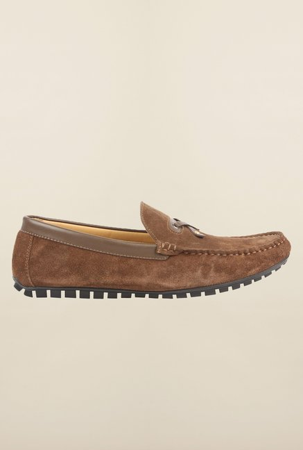 Cobblerz Brown Casual Shoes