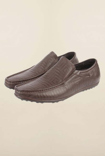 Cobblerz Coffee Casual Loafers