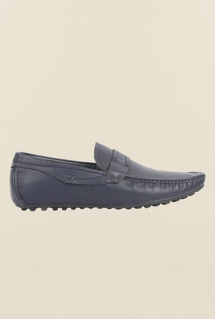 Cobblerz Blue Loafer Shoes