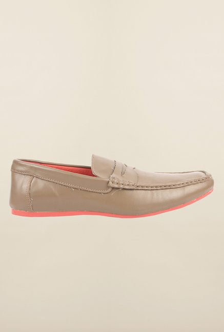 Cobblerz Khaki Casual Loafers