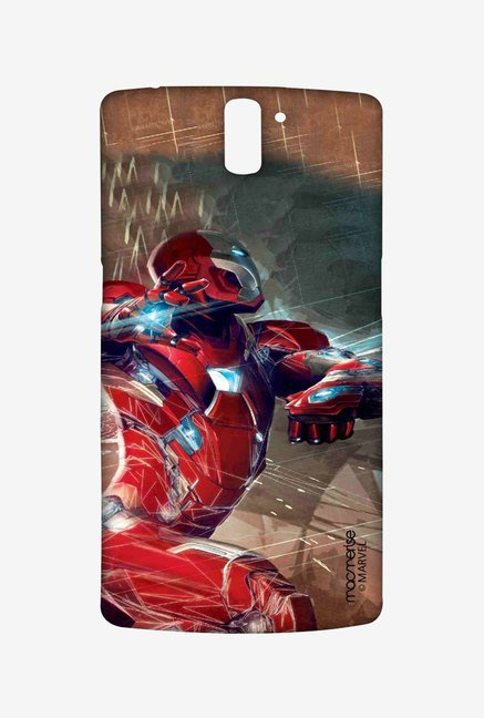Macmerise Ironman Attack Sublime Case for OnePlus One