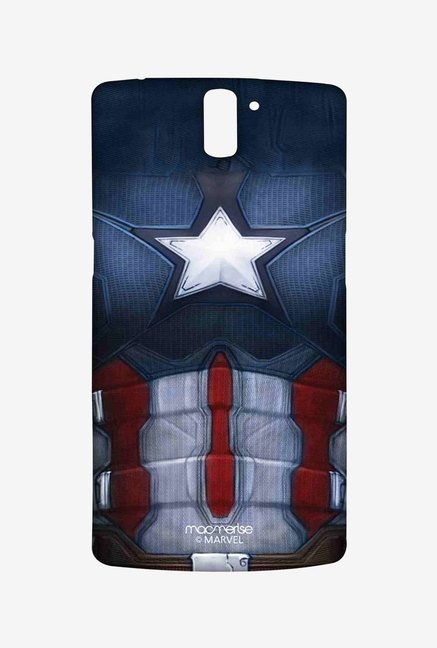 Macmerise Suit up Captain Sublime Case for OnePlus One