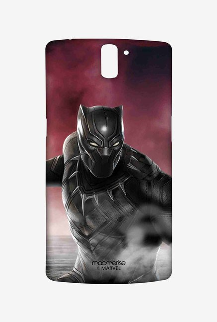 Macmerise Team Red Black Panther Sublime Case for One+ 1