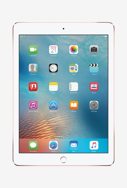 Apple 9.7  iPad Pro Wi Fi + Cellular 32  GB  Rose Gold