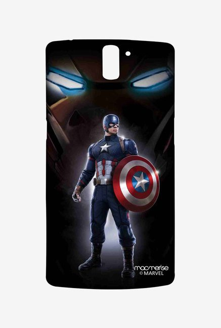 Macmerise Watchful Captain America Sublime Case for One+ 1