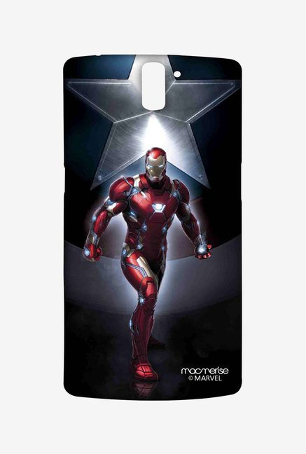Macmerise Watchful Ironman Sublime Case for OnePlus One
