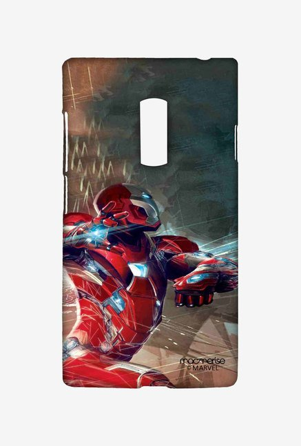 Macmerise Ironman Attack Sublime Case for OnePlus Two