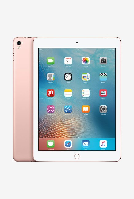 Apple 9.7 Inch Wi-Fi Cellular 256 GB iPad Pro (Rose Gold)