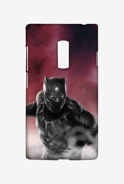 Macmerise Team Red Black Panther Sublime Case for One+ 2