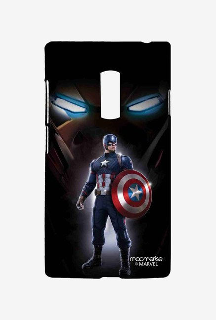 Macmerise Watchful Captain America Sublime Case for One+ 2