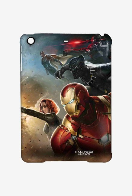 Macmerise Team Ironman Pro Case for iPad Mini 1/2/3