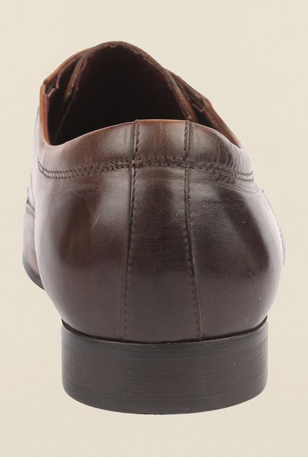 Cobblerz Brown Derby Shoes