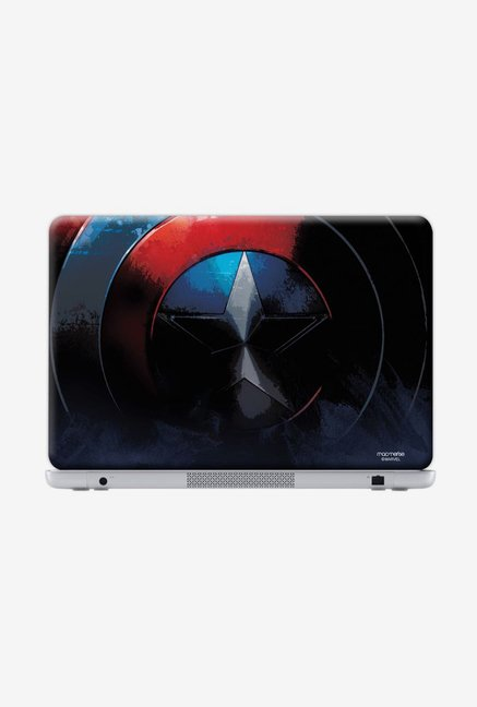 "Macmerise Grunge Cap Shield Skin for 17"" Generic Laptops"