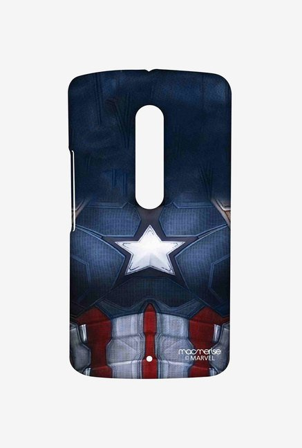 Macmerise Suit up Captain Sublime Case for Moto X Play