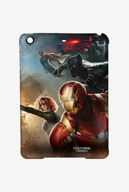 Macmerise Team Ironman Pro Case for iPad 2/3/4