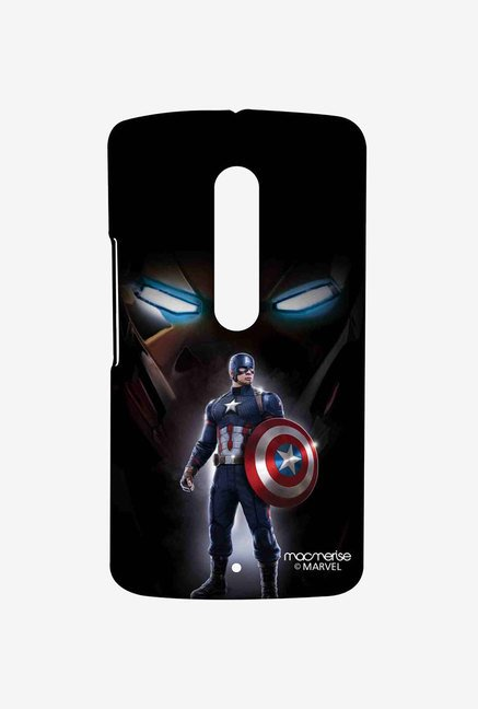 Macmerise Watchful Captain America Moto X Play Sublime Case