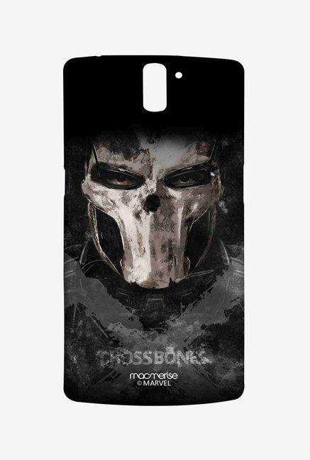 Macmerise Crossbones Fury Sublime Case for OnePlus One