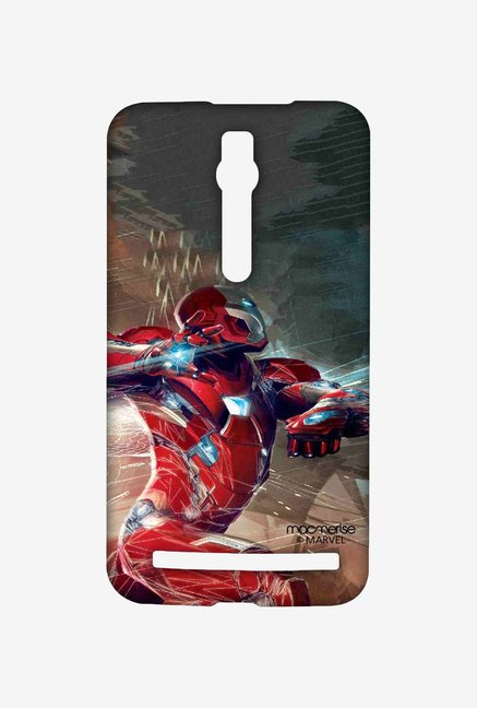 Macmerise Ironman Attack Sublime Case for Asus Zenfone 2
