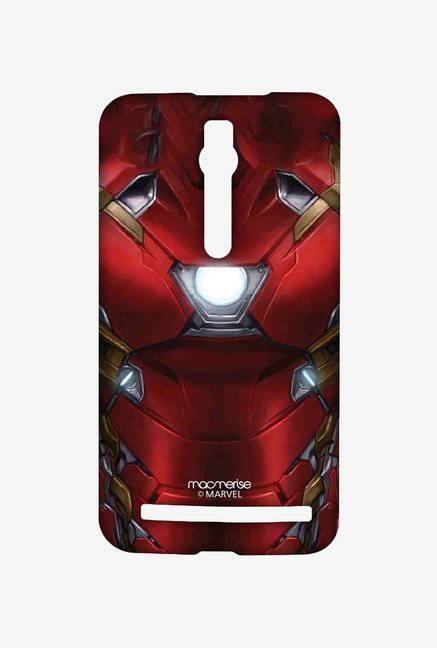 Macmerise Suit up Ironman Sublime Case for Asus Zenfone 2