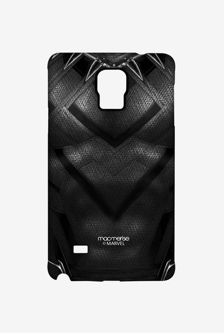 Macmerise Suit up Black Panther Sublime Case for Note 4