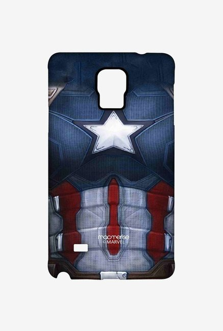 Macmerise Suit up Captain Sublime Case for Samsung Note 4