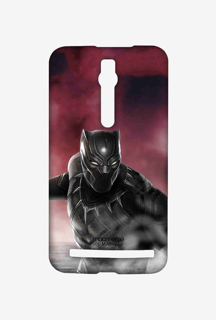 Macmerise Team Red Black Panther Asus Zenfone 2 Sublime Case