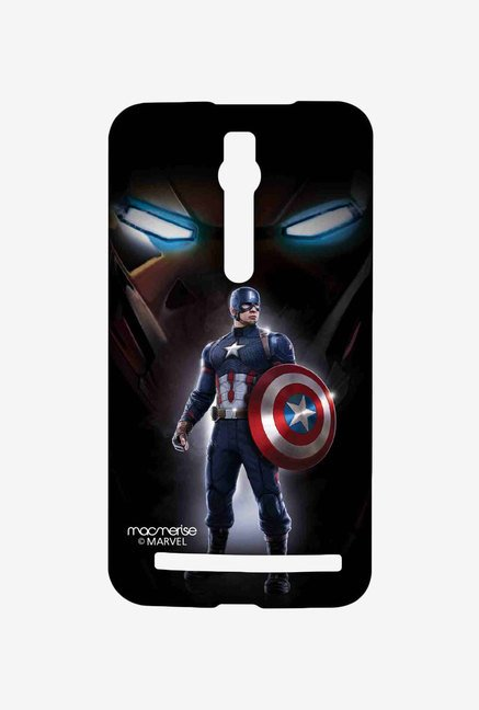Macmerise Watchful Captain America Zenfone2 Sublime Case
