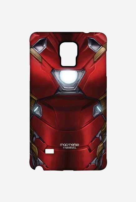 Macmerise Suit up Ironman Sublime Case for Samsung Note 4