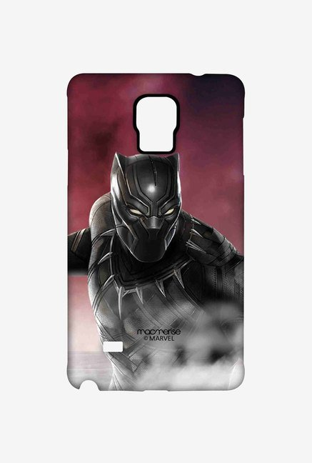 Macmerise Team Red Black Panther Sublime Case for Note 4