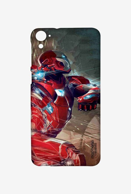 Macmerise Ironman Attack Sublime Case for HTC Desire 826