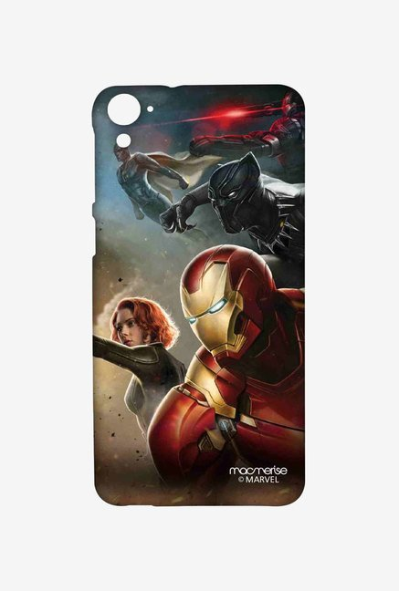Macmerise Team Ironman Sublime Case for HTC Desire 826