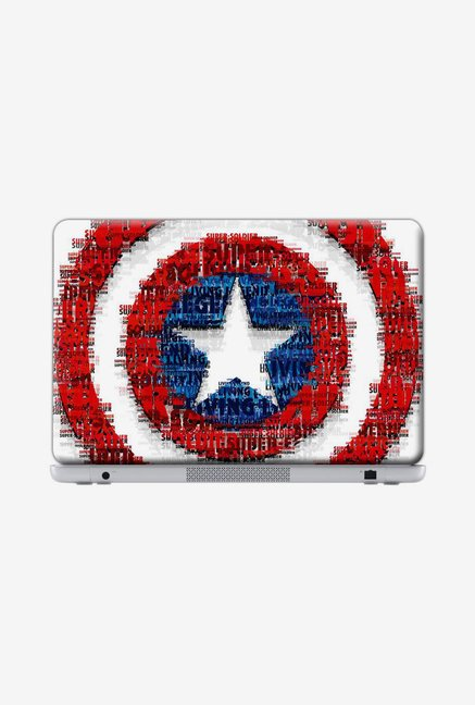 Macmerise Shield Quotes Skin for Dell Inspiron 15 (3000)