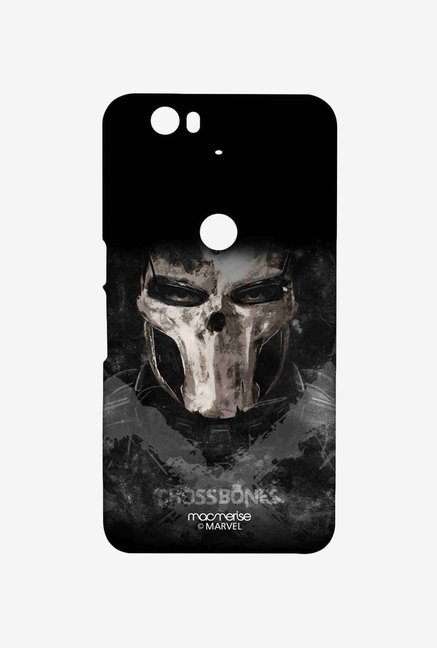 Macmerise Crossbones Fury Sublime Case for Huawei Nexus 6P