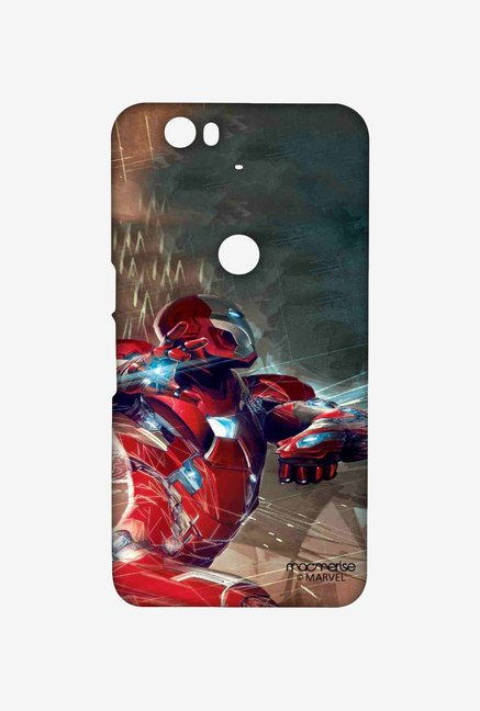 Macmerise Ironman Attack Sublime Case for Huawei Nexus 6P
