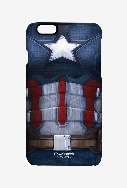 Macmerise Suit up Captain Pro Case for iPhone 6S