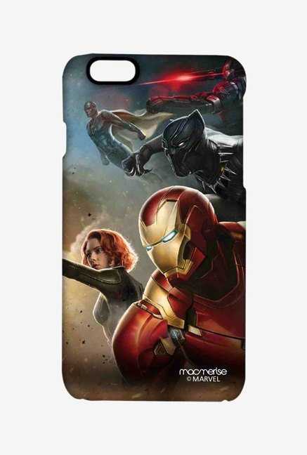 Macmerise Team Ironman Pro Case for iPhone 6S