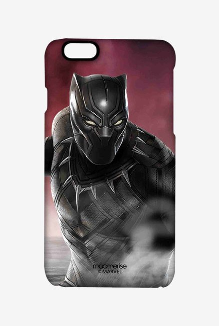Macmerise Team Red Black Panther Pro Case for iPhone 6S