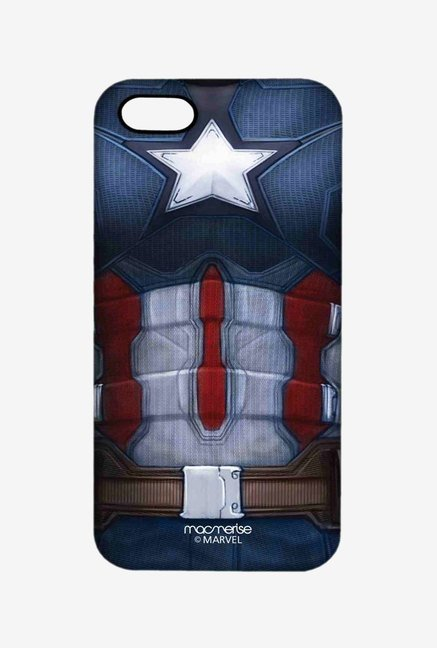 Macmerise Suit up Captain Pro Case for iPhone 5/5S