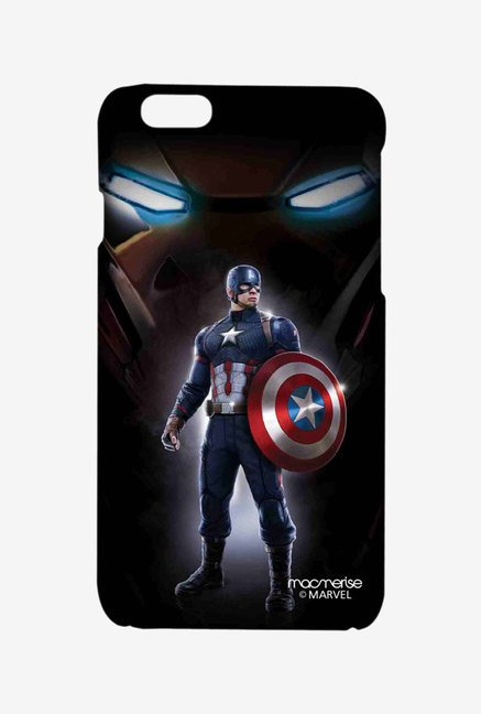Macmerise Watchful Captain America Pro Case for iPhone 6S