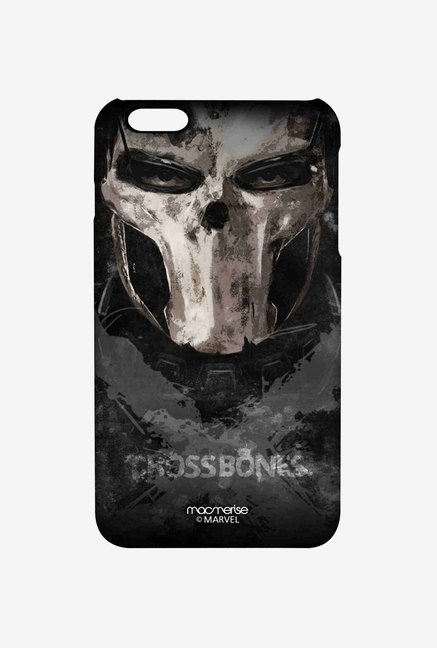 Macmerise Crossbones Fury Pro Case for iPhone 6S Plus