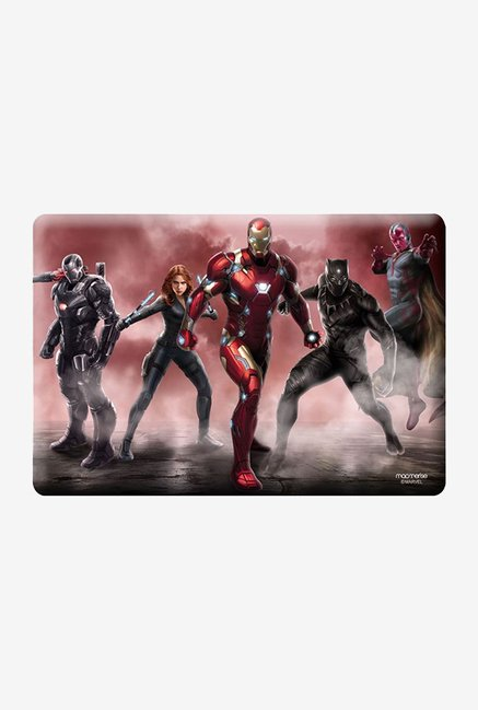 "Macmerise Team Red Stance Skin for 15"" MacBook Pro"