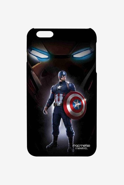 Macmerise Watchful Captain America Pro Case for iPhone 6S +