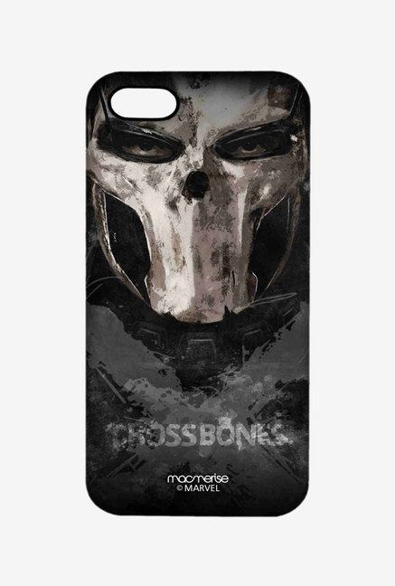 Macmerise Crossbones Fury Pro Case for iPhone SE
