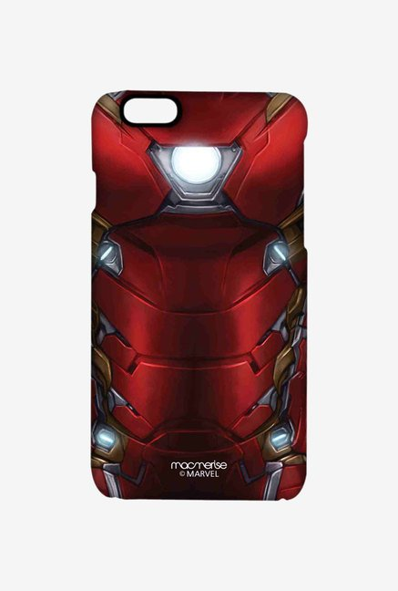 Macmerise Suit up Ironman Pro Case for iPhone 6