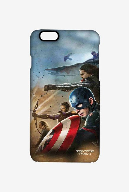Macmerise Team Captain America Pro Case for iPhone 6