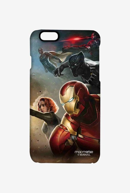 Macmerise Team Ironman Pro Case for iPhone 6