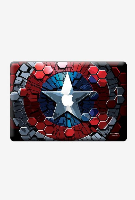 "Macmerise Hex Shield Skin for 17"" MacBook Pro"